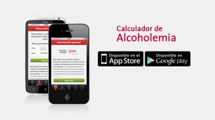 Calculador de alcoholemia