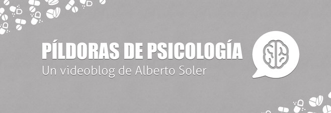 Videoblog de psicología. Píldoras de Psicología