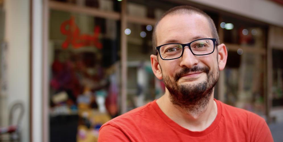 Alberto Soler, psicólogo en Valencia