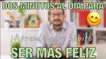 Alberto Soler hábito ser más felices