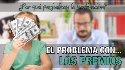 Píldoras de psicología. El problema de los premios. Alberto Soler.
