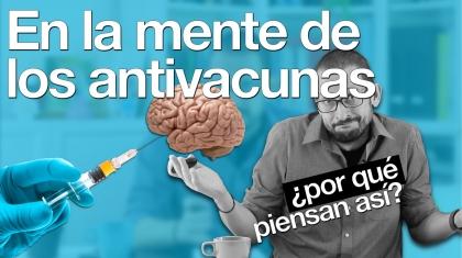 En la mente de los antivacunas. Píldoras de Psicología. Alberto Soler. #VaccinesWork