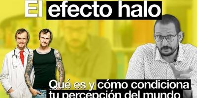 El efecto halo